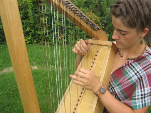 Ashley Dawson - Celtic Harpist