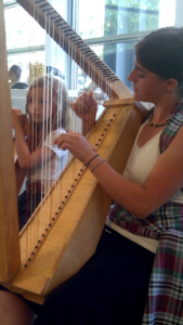 Ashely harp recital june 15 2013
